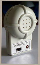 DX610 Electronic Rat Repeller - How to get rid of rats