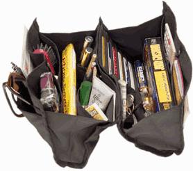 MSGLOBAL New Products - Presto Purse organizer insert
