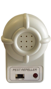 DX610 electronic pest repeller to get rid of mice and rats from home