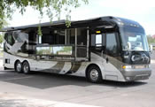 RV Motorhome - Get rid of mice from your RV
