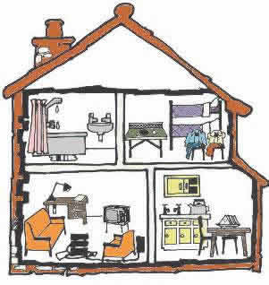 Steps to mouse proof your house