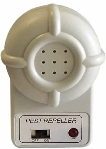 DX610 ultrasonic pest repeller